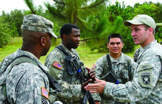 Civil Affairs Qualification Course USASOC