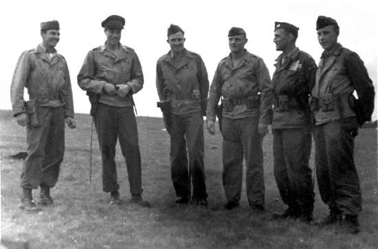 Operation Union II team Ortiz