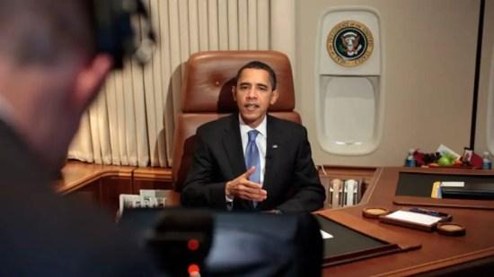 Barack Obama weekly address