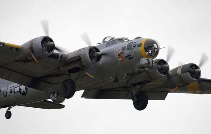 Liberty Belle B-17G Hidden Warbirds II review