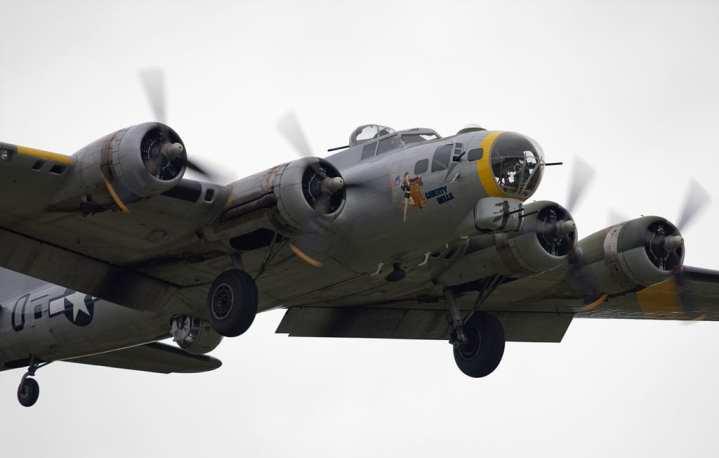 Liberty Belle B-17G Hidden Warbirds II review