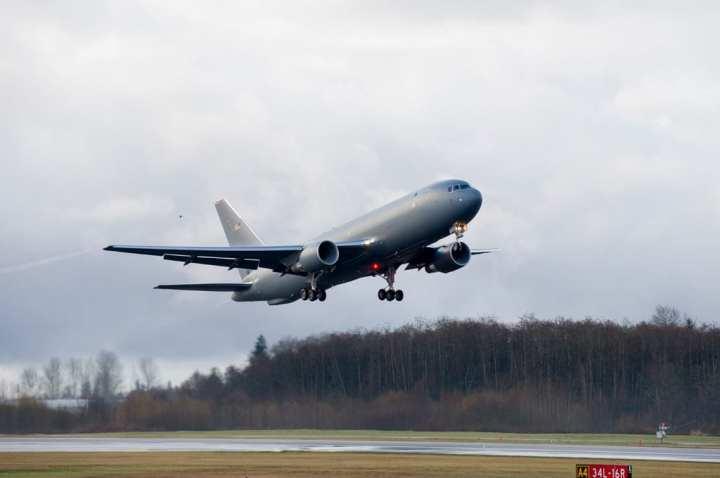KC-46 Pegasus program