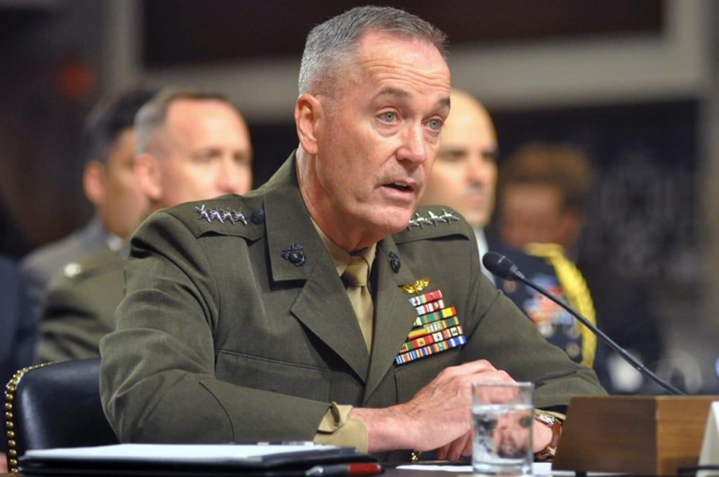 Marine Corps Commandant Highlights Sequestrations Impact