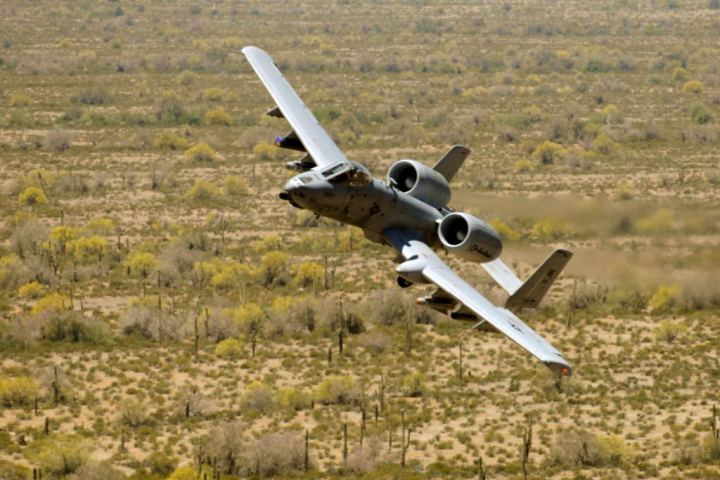 A-10 Angel Thunder