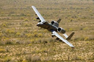 A-10 Angel Thunder