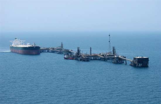 Oil tanker GOPLAT