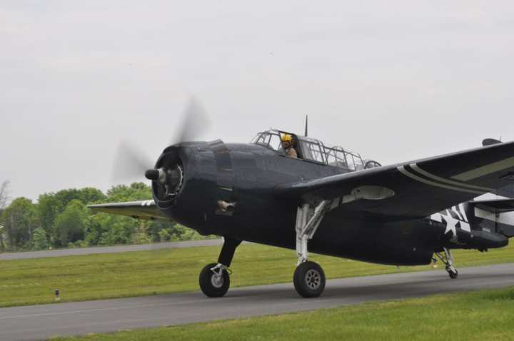 Commemorative Air Force Squadron Honors Military Heritage