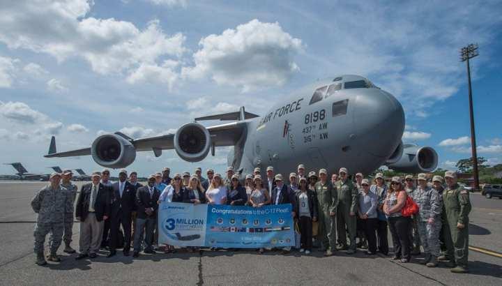 C-17 3M flight-hours