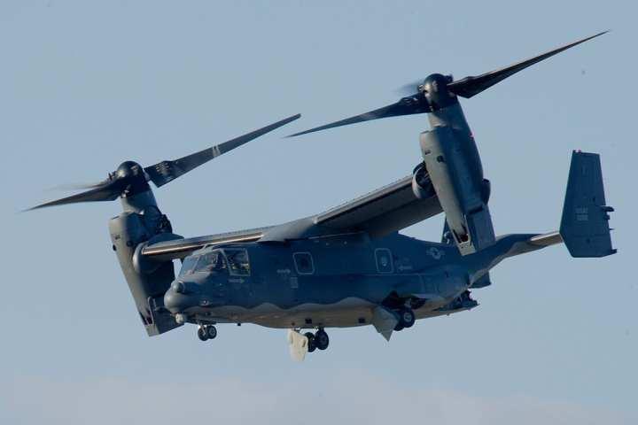 CV-22 Osprey Yokota