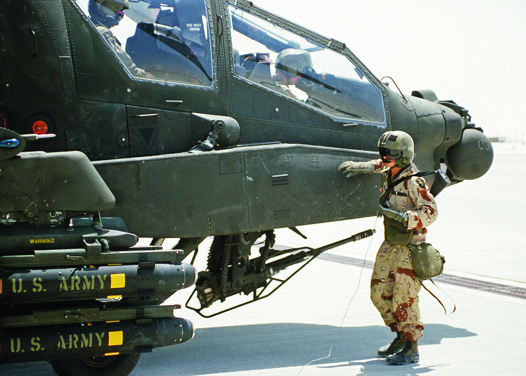 AH-64A-Apache