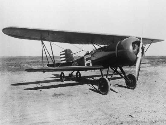 Curtiss Hawk NACA cowling