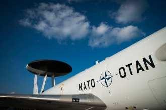 NATO E-3 AWACS
