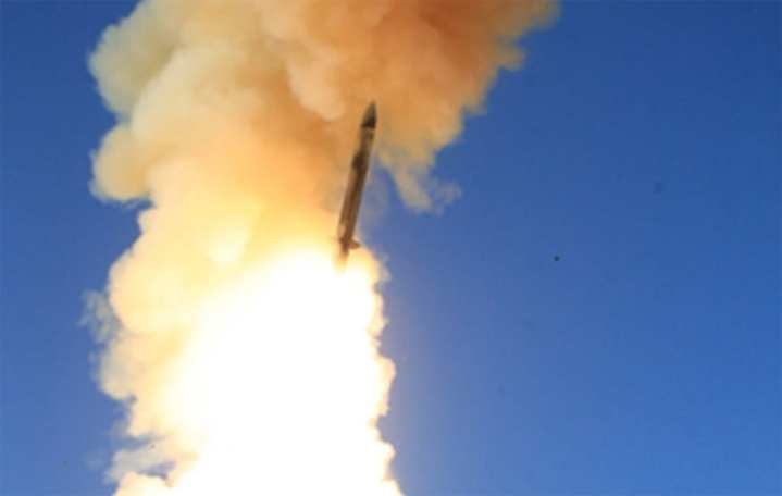 SM-3 Block IIA launch