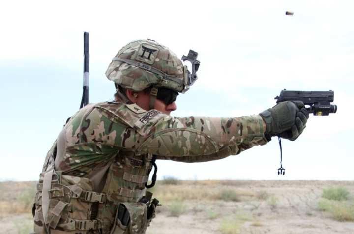 Finally an RFP for XM17 Modular Handgun System? | Defense