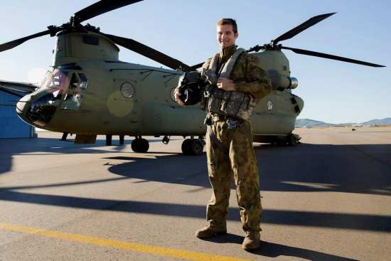 CH-47F commissioning