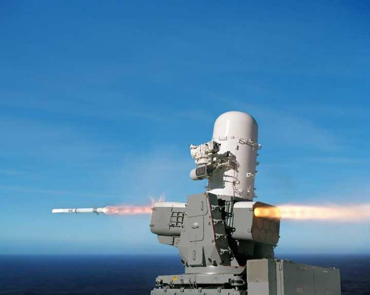 SeaRAM firing