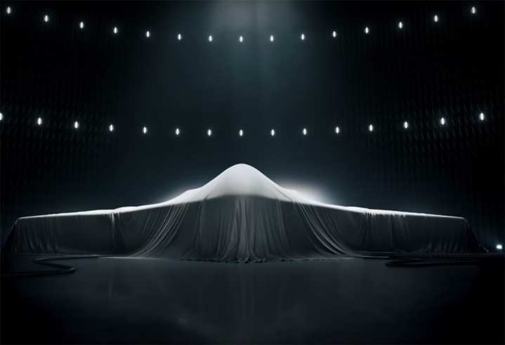 LRS-B commercial