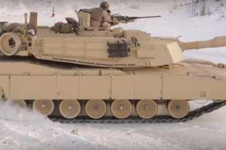 M1A1-Drifting