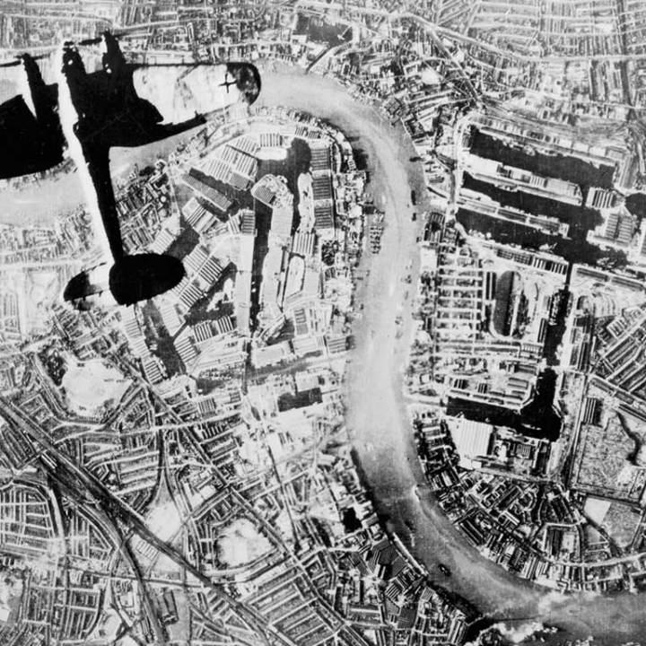 Heinkel over London