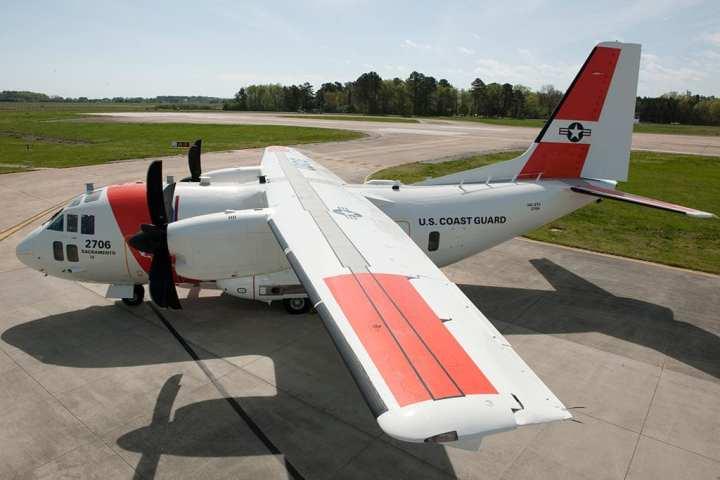 Painted C-27J Spartan