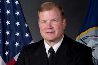 Rear Adm. Mark Montgomery