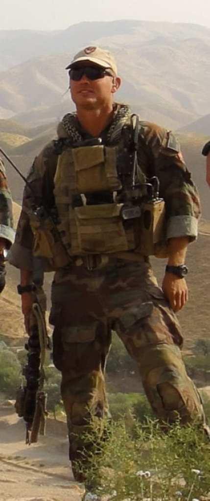 Gy.Sgt. Gifford