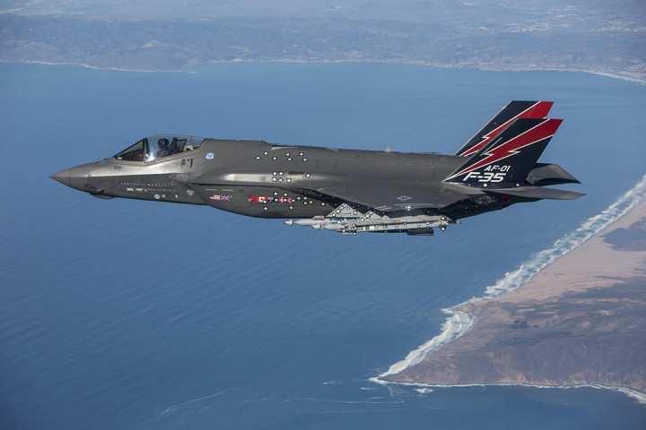AF-1 AIM-9X
