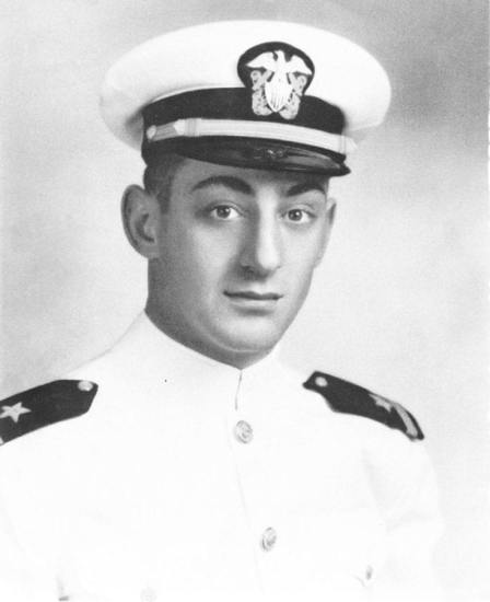 Harvey Milk Navy