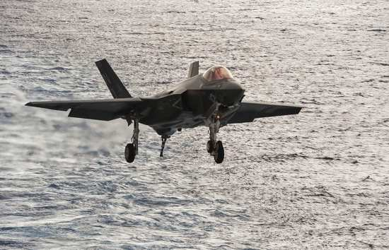 F-35Cs Test, Qualify Aboard USS George Washington | Photos