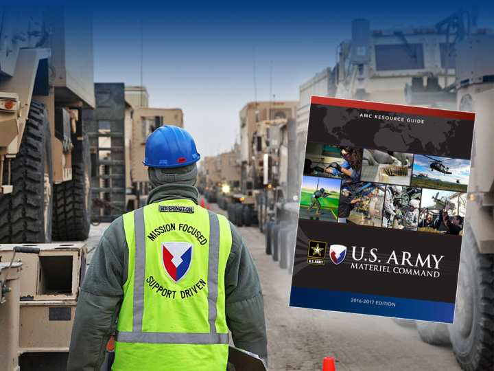 Army Materiel Command: Resource Guide 2016 - 2017 Edition