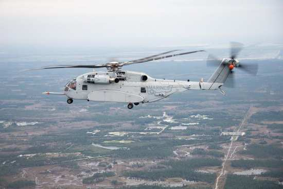 CH-53K King Stallion Expands Flight Speed | Video