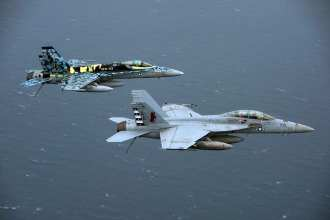 navair hornet and super hornet