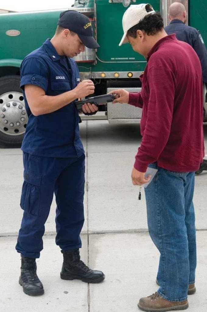 twic inspection marine transportation system