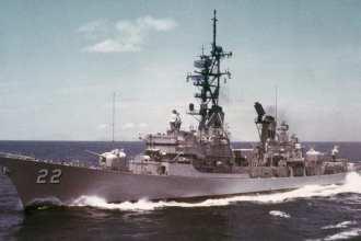 USS Benjamin Stoddert