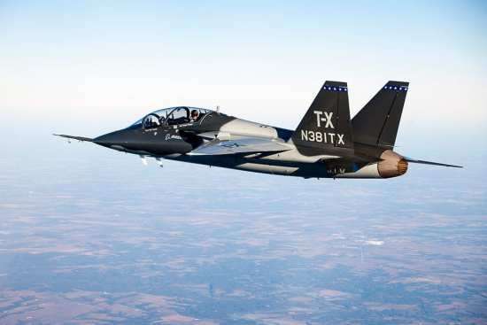Boeing T-X Trainer Begins Flight Test Program | Video