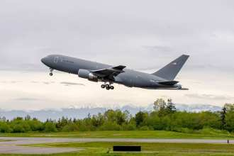 6th kc-46 tanker