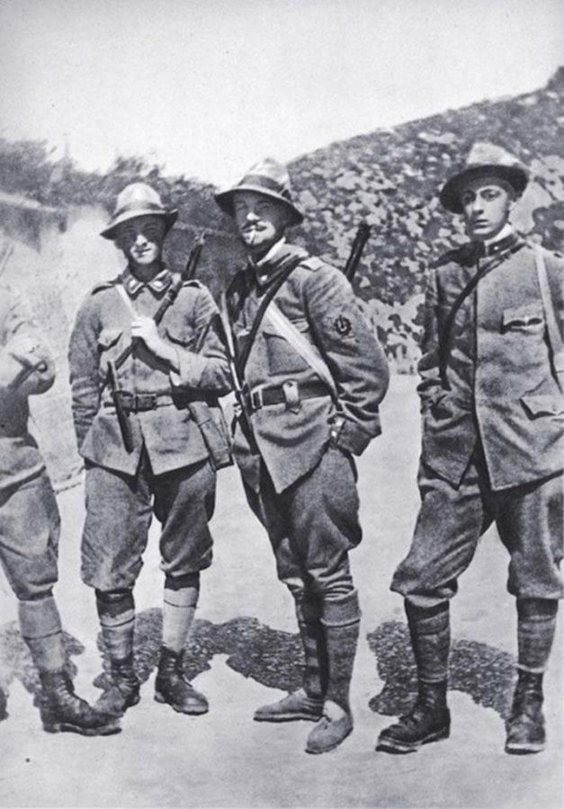 1917 Special Operations Begin Defense Media Network