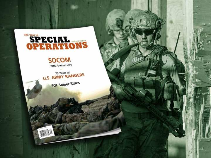 Year in Special Operations 2017-2018