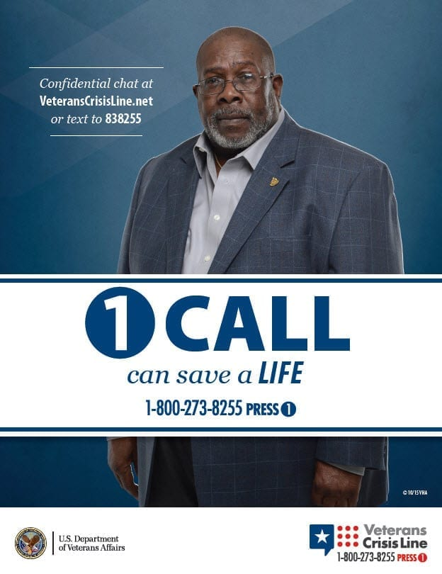 1 Call Can Save A Life