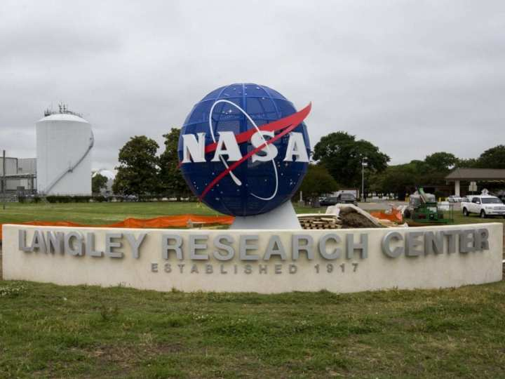 NASA Langley Research Center Ntry