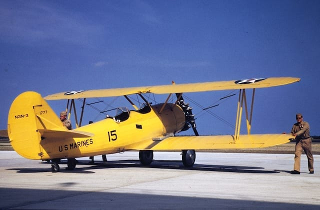 "N3N-3 ""Yellow Peril"""