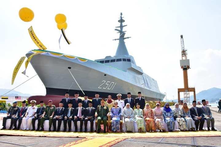 LCS Royal Malaysian Navy