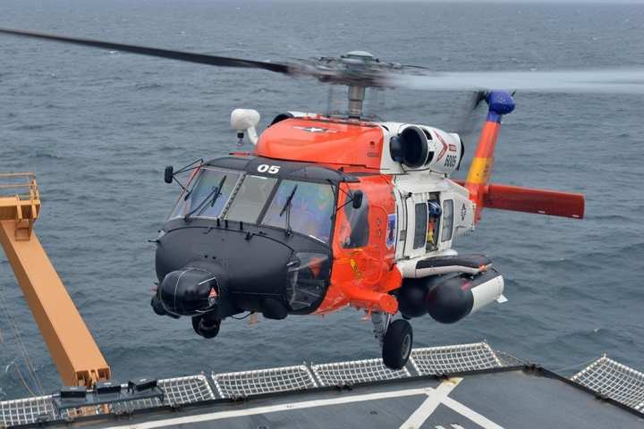 AirSta Kodiak MH-60