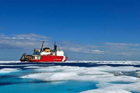Healy Arctic