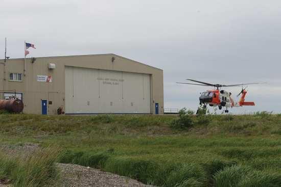 MH-60 deployment