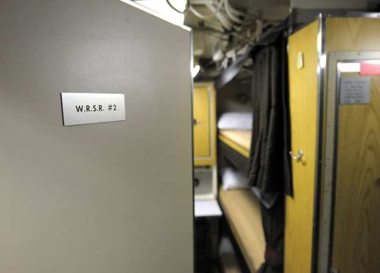 Women's stateroom submarine