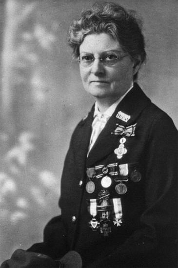 Anita McGee