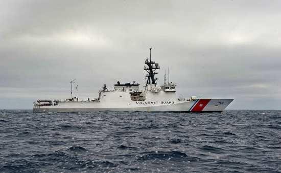 Coast Guard UAS Stratton