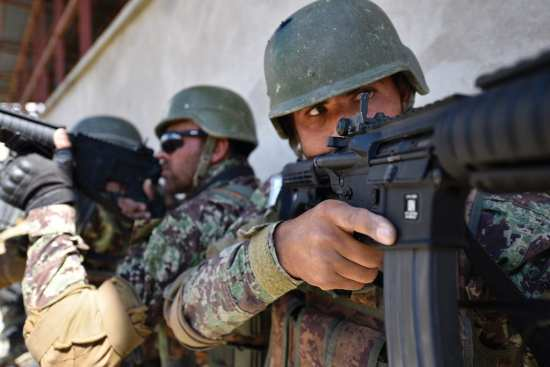 Afghan commandos USSOCOM year in review