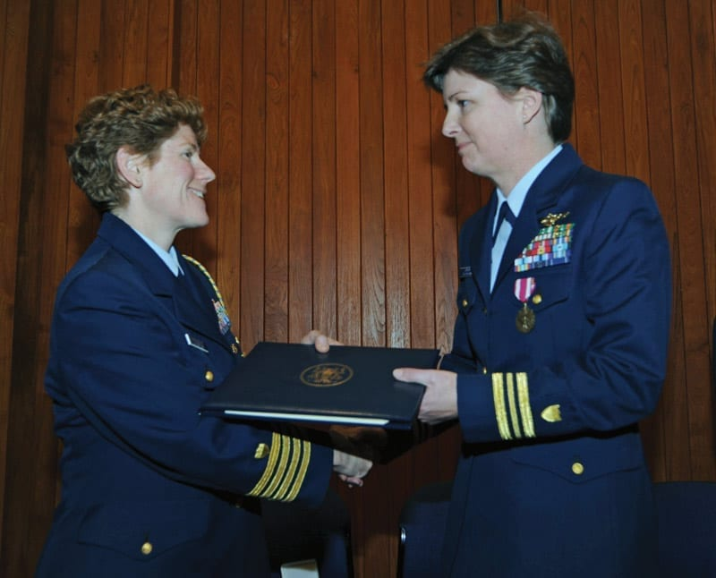 Always Ready: Women's Crucial Role in the U S  Coast Guard